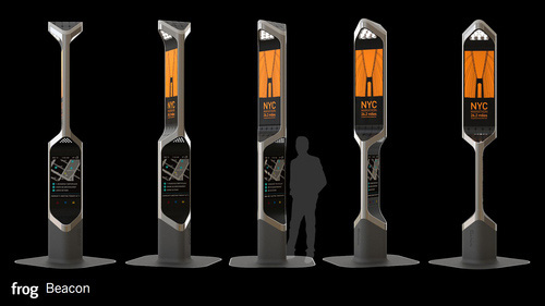 A design rendering for Beacon