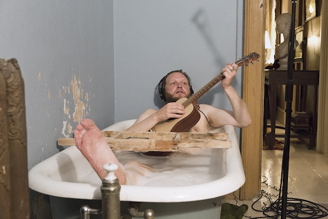 "Ragnar Kjartansson, "" The Visitors"" (2012) (Courtesy of the artist and Luhring Augustine, New York)"