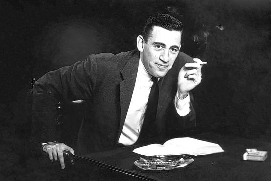 J.D. Salinger (image via msn.com)