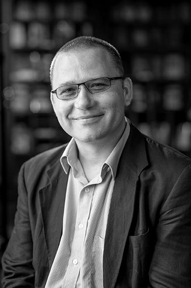 Dr. Thomas Berghuis (Image via sydney.edu)