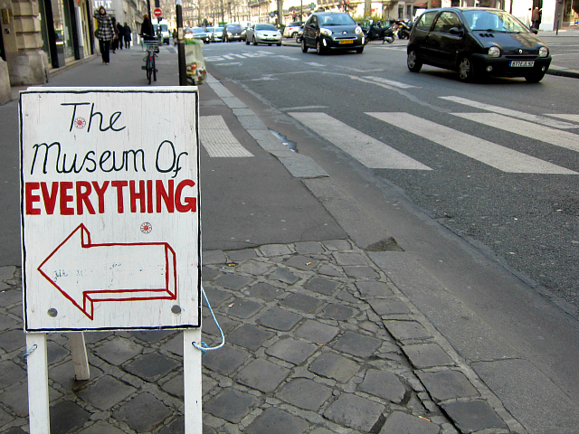 Museum of Everything