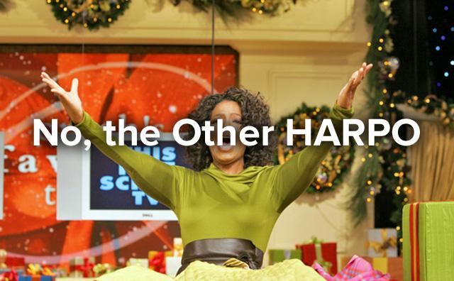 Harpo Foundation's Oprah Winfrey (Image via oprah.com)