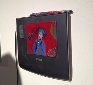 Alexandra Gorczynski at Transfer Gallery