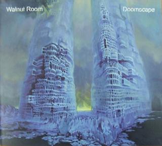 """Feng Hao's band Walnut Room's album """"Doomscape"""" (Image via iona-records.com)"""