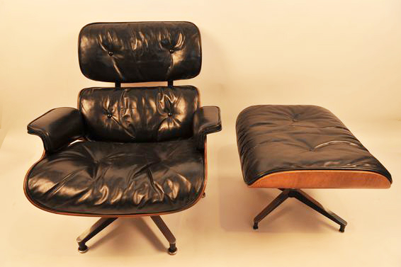 Vintage '60s Eames chair (Image via deco-arts.be) - Will The UK's New Design Copyright Law Kill Innovation?