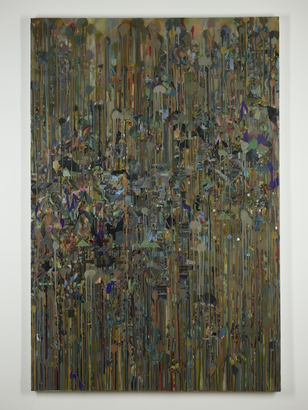 Jordan Martins, Jachin (2012–13); mixed-media with resin on wood. Photo courtesy of the artist.