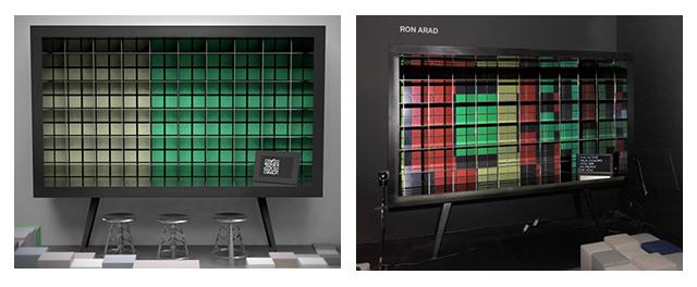 Ron Arad's color-changing furniture (All images via dezeen.com)