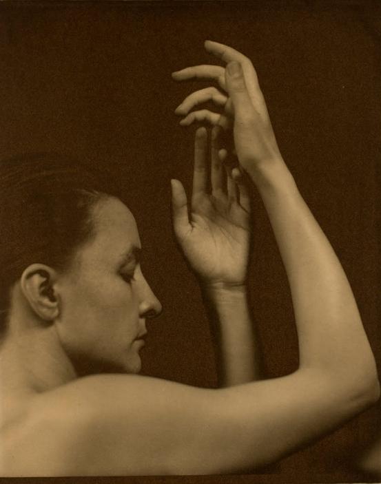 "Alfred Stieglitz, ""Georgia O'Keeffe"" (1920), platinum print"