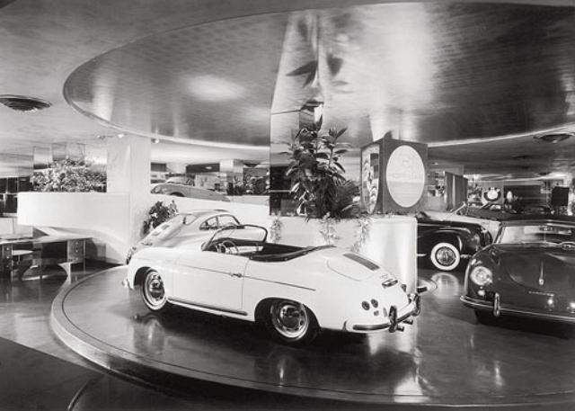 Hoffman Show Room
