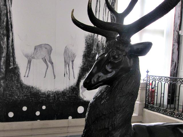 Arno Kramer at Musée de la Chasse