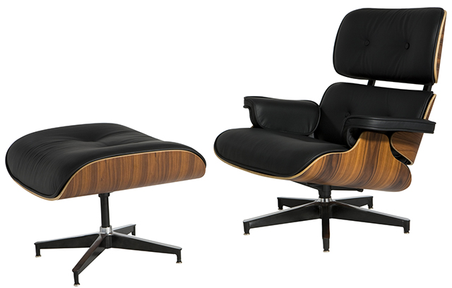 A replica Eames chair (Image via mastersofa59.com.au)