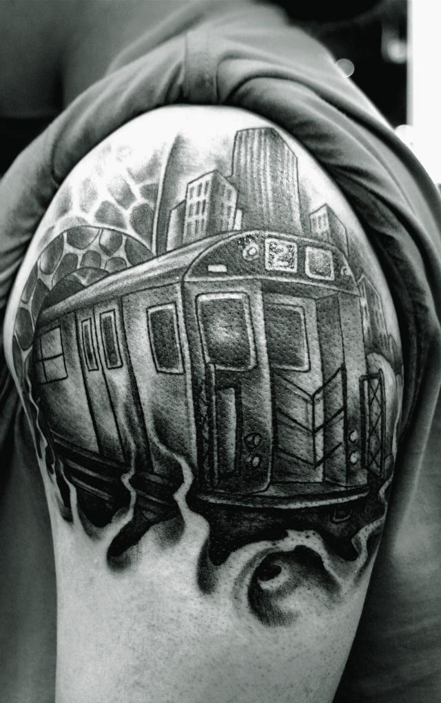 Bronx Tattoo Designs