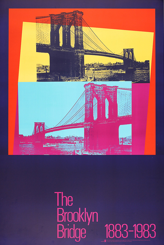 Warhol Foundation Selling Rare and Vintage Posters on Fab.com