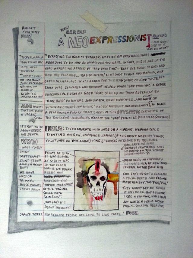 07 Skull Notes