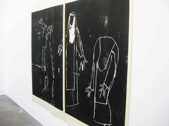 """Andrea Büttner, """"Dancing Nuns"""" (2007)"""