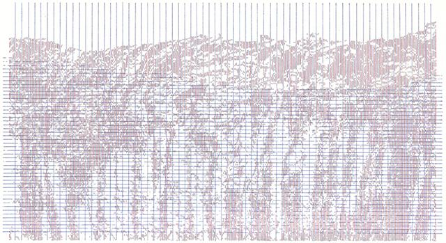 "Bethany Johnson, ""Woven Landscape 12"" (2013)"