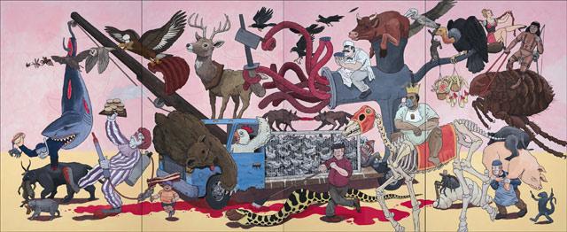 """Drew Morrison, """"Carnivorism"""""""