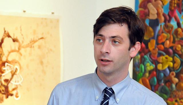 Artful councilmember Stephen Levin. (image via Wikipedia)