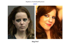 Post image for The Mesmerizing Duality of Mugshots vs. Facebook Profile Pics