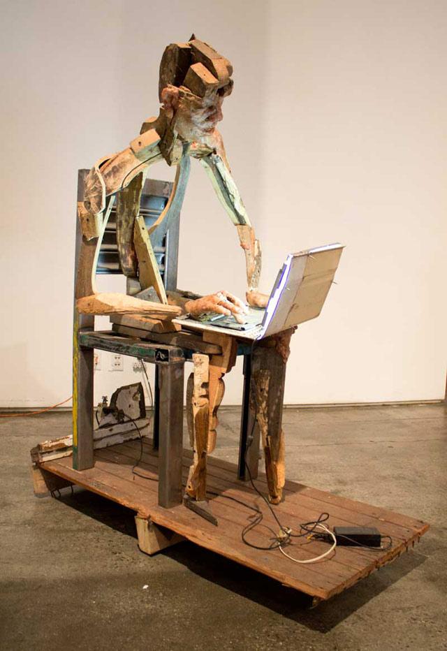 "Brian Fernandes-Halloran, ""Browsing"""