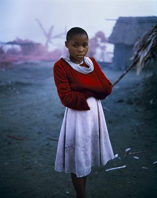 "Richard Mosse, ""Wrap Your Troubles in Dreams"" (North Kivu, Eastern Congo, 2012), Digital c-print, 152 x 122 cm, edition of 2"