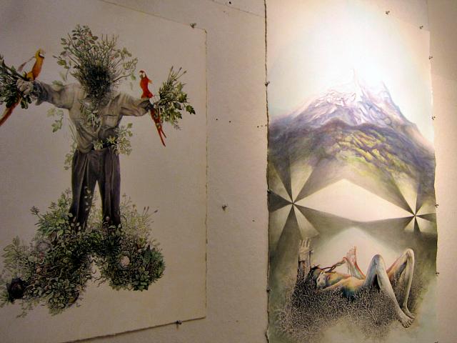 Studio of Ken Madore