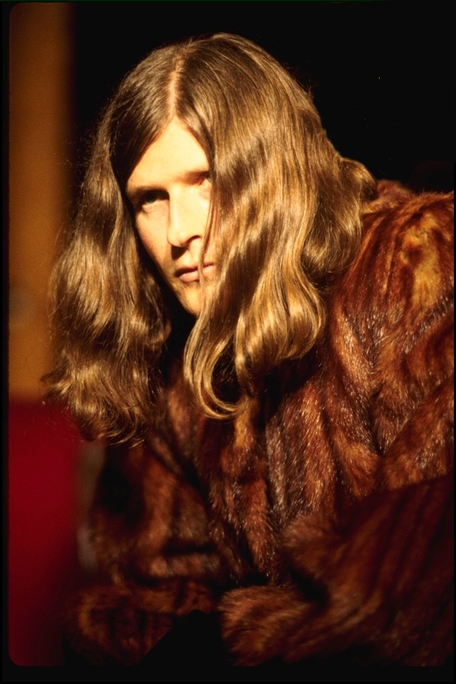 """Crispin Glover in """"What Is It?"""" Photograph by David Brother. (courtesy the artist/MAD Museum)"""