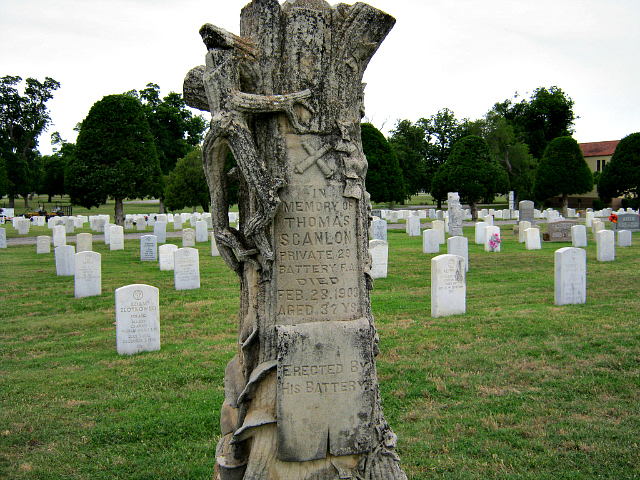 Fort Sill Cemtery