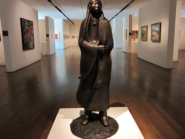 Sculpture by Allan Houser