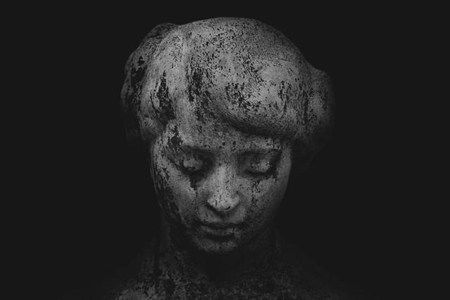 "Mattia Mognetti, ""Graveyard People"""
