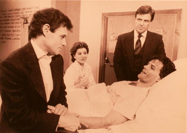 Martha Swope, Scene from The Normal Heart, 1985