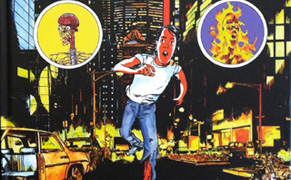 Post image for Inside David Wojnarowicz's Comic Book