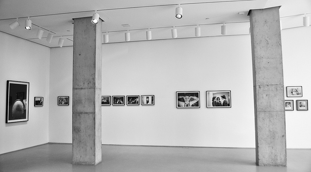 """""""Lucien Samaha: The Flight Attendant Years, 1978–1986,"""" installation view at Lombard Freid Projects (all photos by the author for Hyperallergic unless otherwise noted)"""