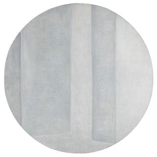 """Geneviève Asse, """"Cercle Composition"""" (1969)"""