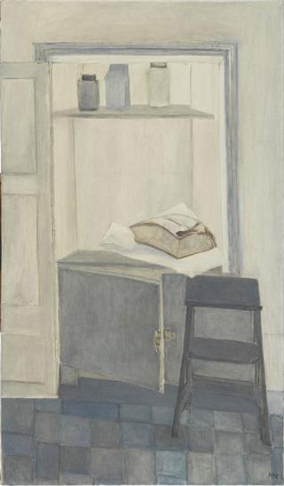 "Geneviève Asse, ""La Cuisine"" (1946–47)"