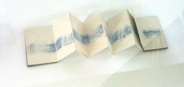 Geneviève Asse, sketchbook pages