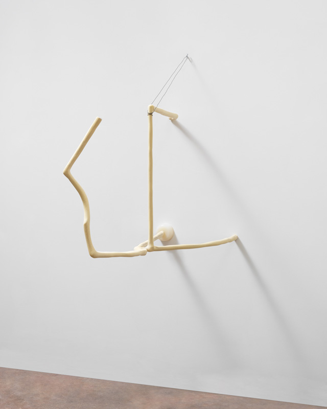 "Patrick Strzelec, ""Debt"" (2013) (© Patrick Strzelec, courtesy Gary Snyder Gallery, New York)"