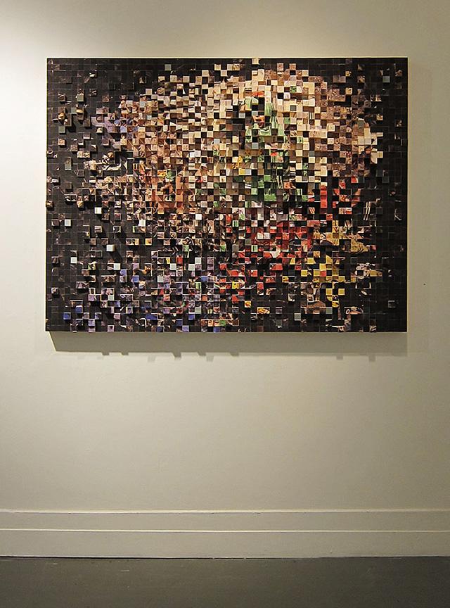 "Shanti Grumbine, ""The Gaze of Orpheus, December 7, 2012, A1"""