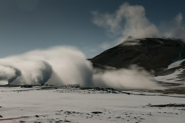 "Kris Graves, ""Hverarönd #3, Iceland"" (2013), archival pigment print, 20 x 30 in (all images via krisgraves.com)"