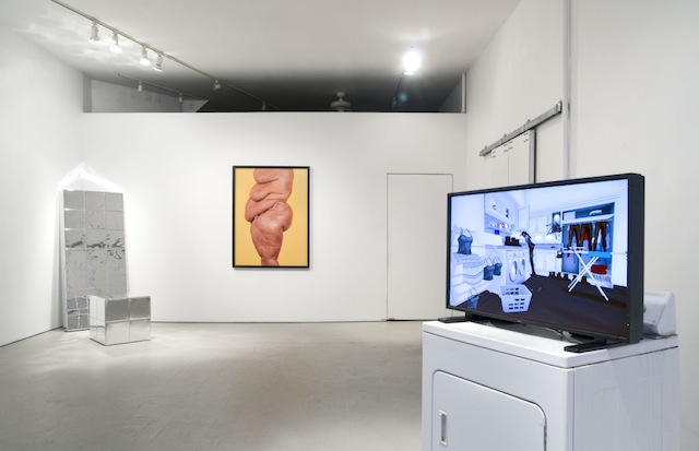 """""""Self-Help,"""" installation view, courtesy of Rawson Projects (all photographs by the author for Hyperallergic)"""