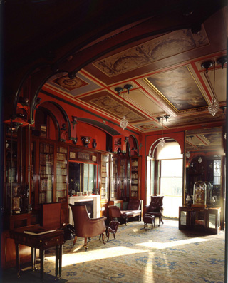 The Dining Room (courtesy Martin Charles) (click to enlarge)