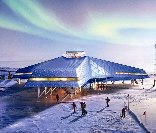 Korea's planned Jang Bogo Station