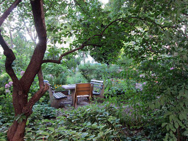 M'finda Kalunga Garden
