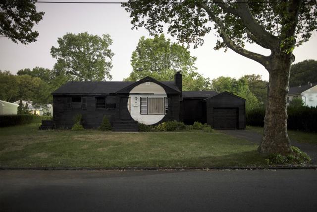 Ian Strange: Suburban