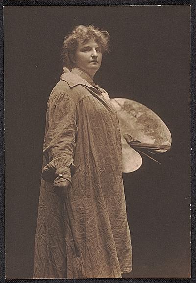 Katherine Sophie Dreier (image via Wikimedia)