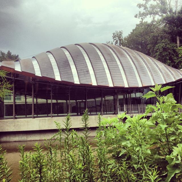 The Crystal Bridges Museum