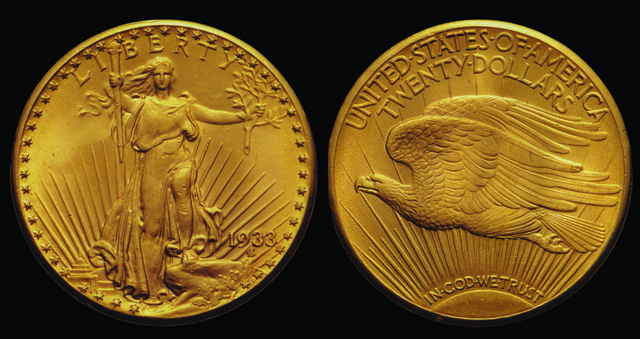 Roosevelt And Depression >> World's Most Valuable Coin Goes on Display at New-York Historical Society