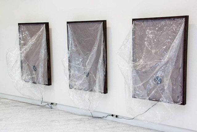 "Troels Sandegaard,  ""Respiration Wall Piece"" (2013)"