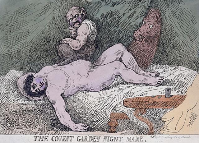 Covent Garden Night Mare (via Tate Britain)