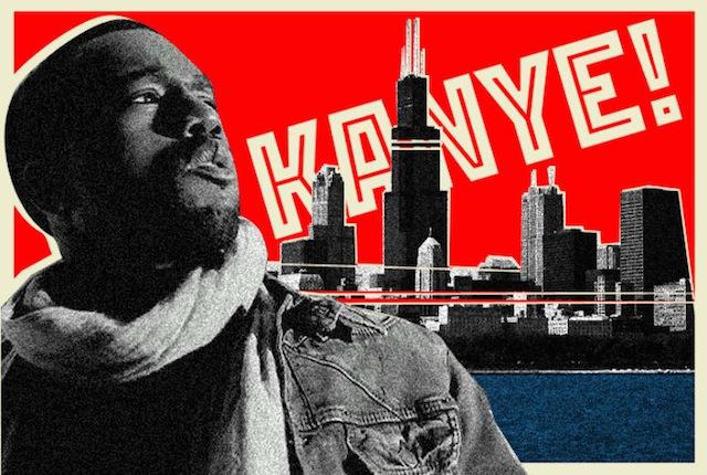 Kanye meets Soviet propaganda design in Margarita Korol's tribute to the famous hip-hop artist